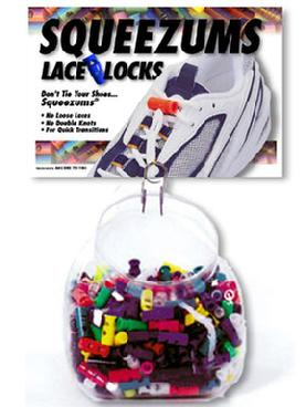 Squeezums Lace Locks
